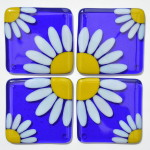 Set of 4 Daisies