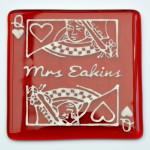 Wedding present coasters