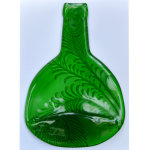 Feathers - Green - Front of bottle