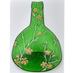 Cherry Blossom - Green - Back of bottle